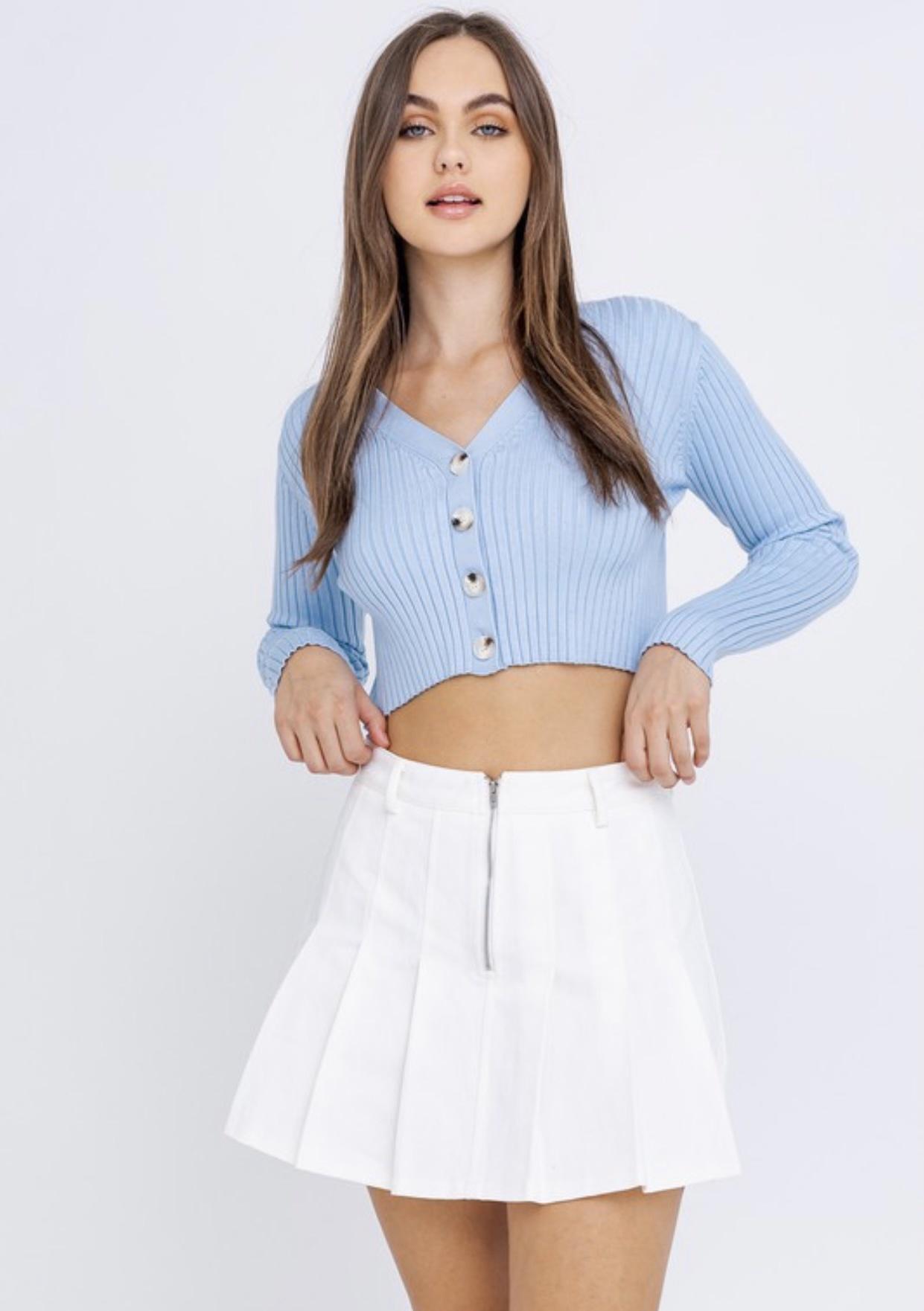 Gretchen Mini Skirt