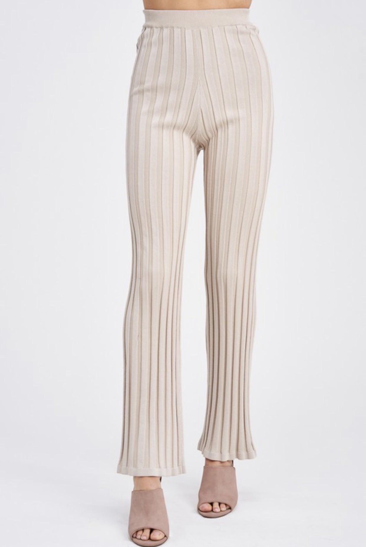 Blair Ribbed Pants