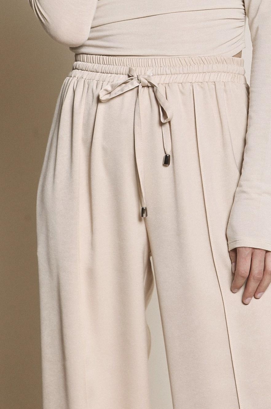 Leighton Satin Pants