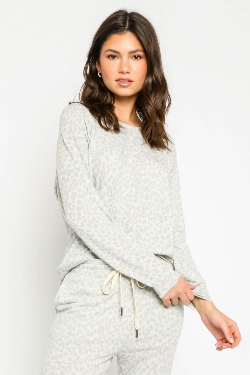 Wild Side Pullover