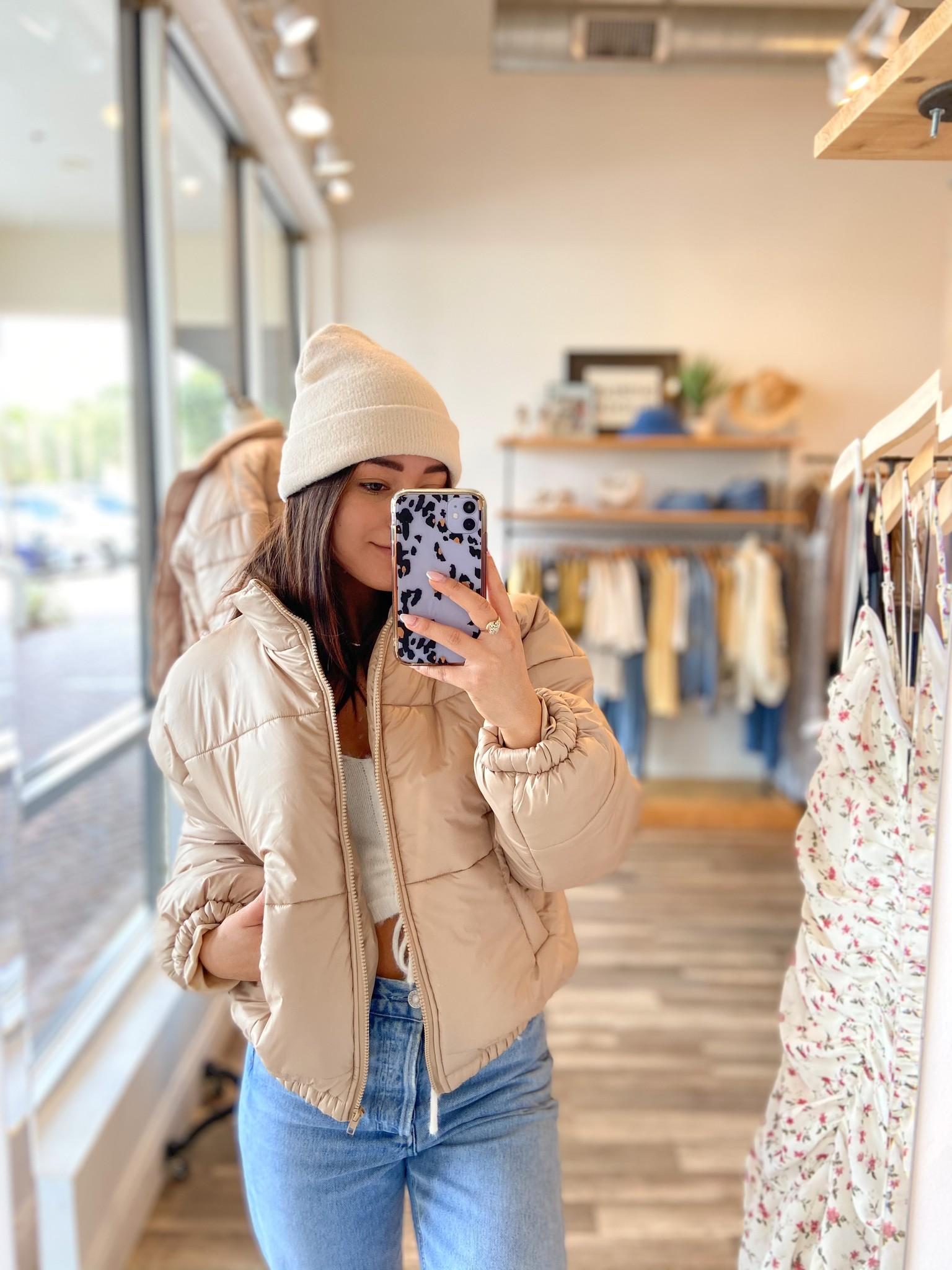 Tahoe Puffer Jacket