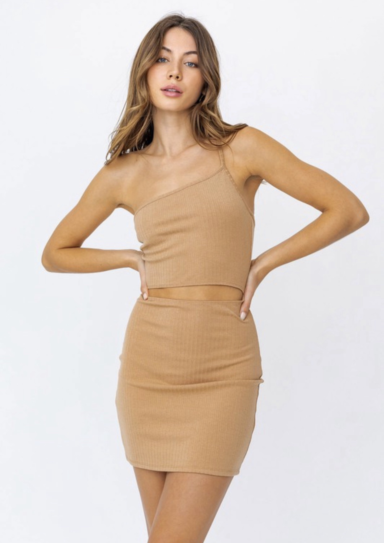 Raquel Cut-Out Dress
