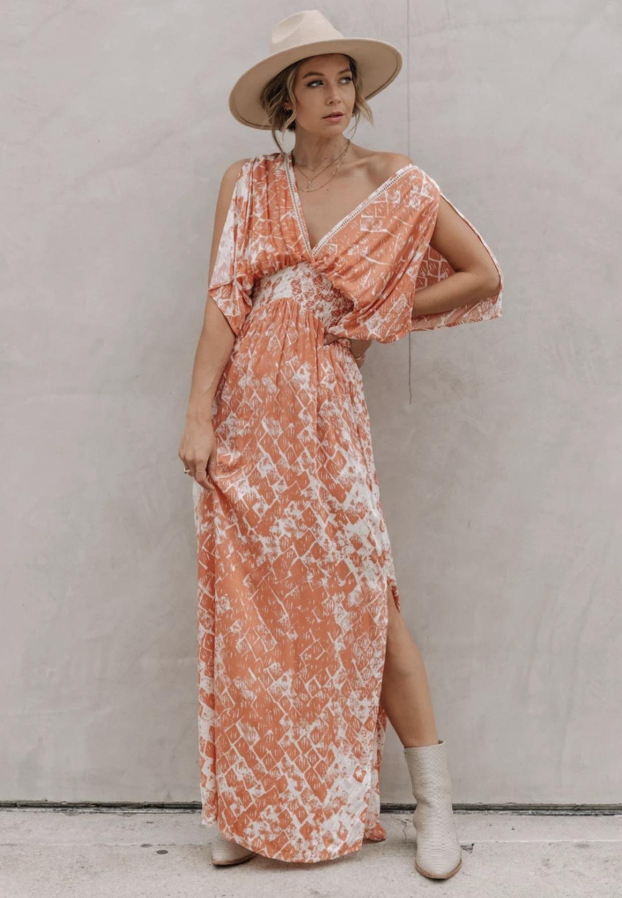 Desert Island Maxi Dress