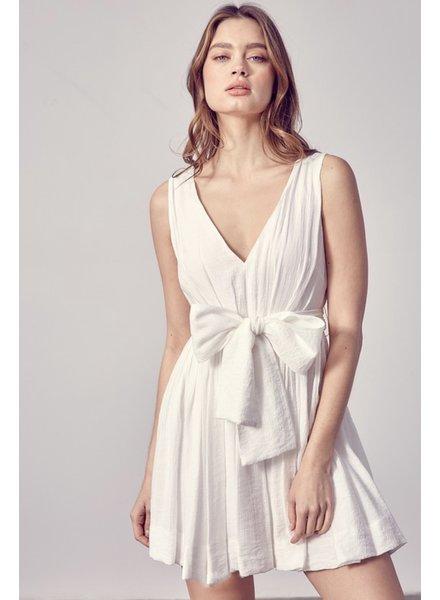 Ava Bow Dress