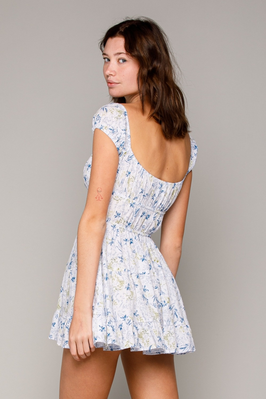 Theresa Floral Dress