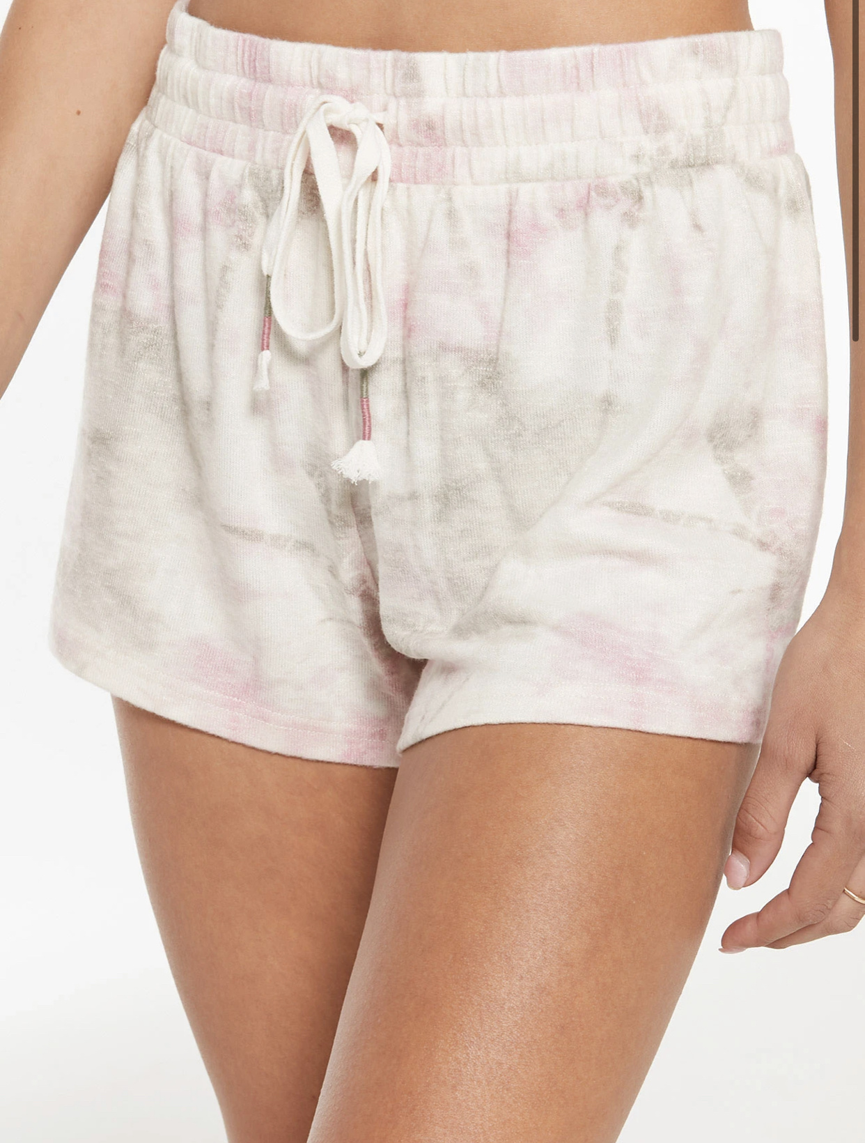 Seaside Tie Dye Shorts