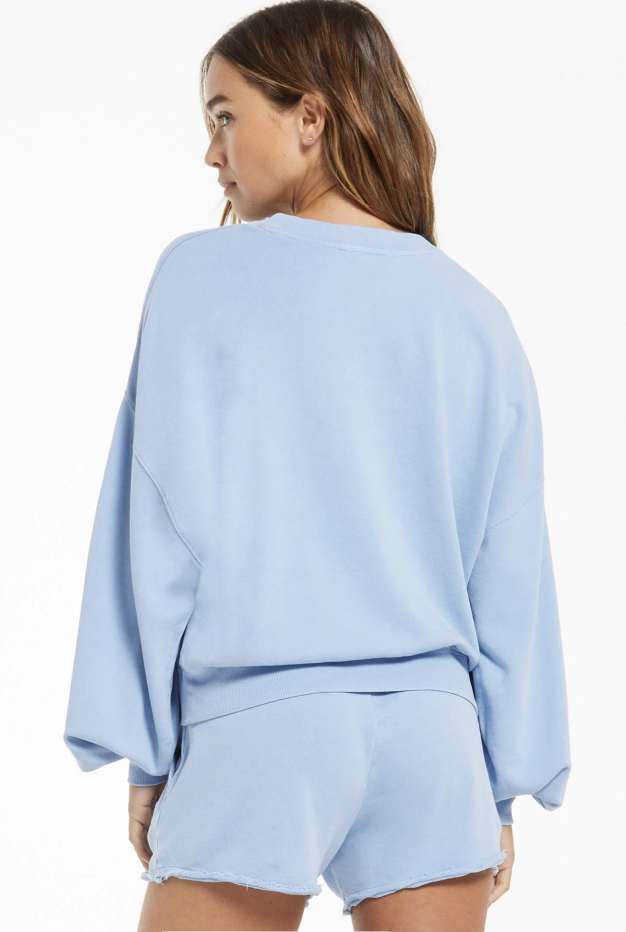 Lia Washed Pullover