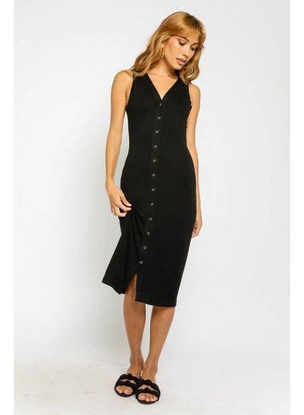 Mellow Mood Midi Dress