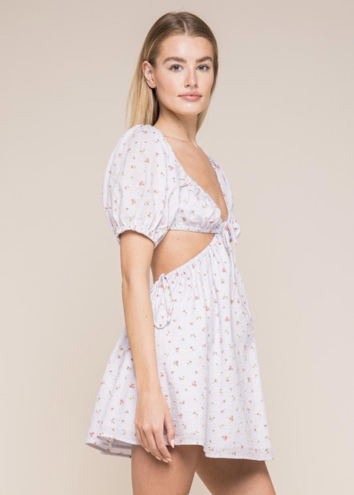 Abigail Cut-Out Dress