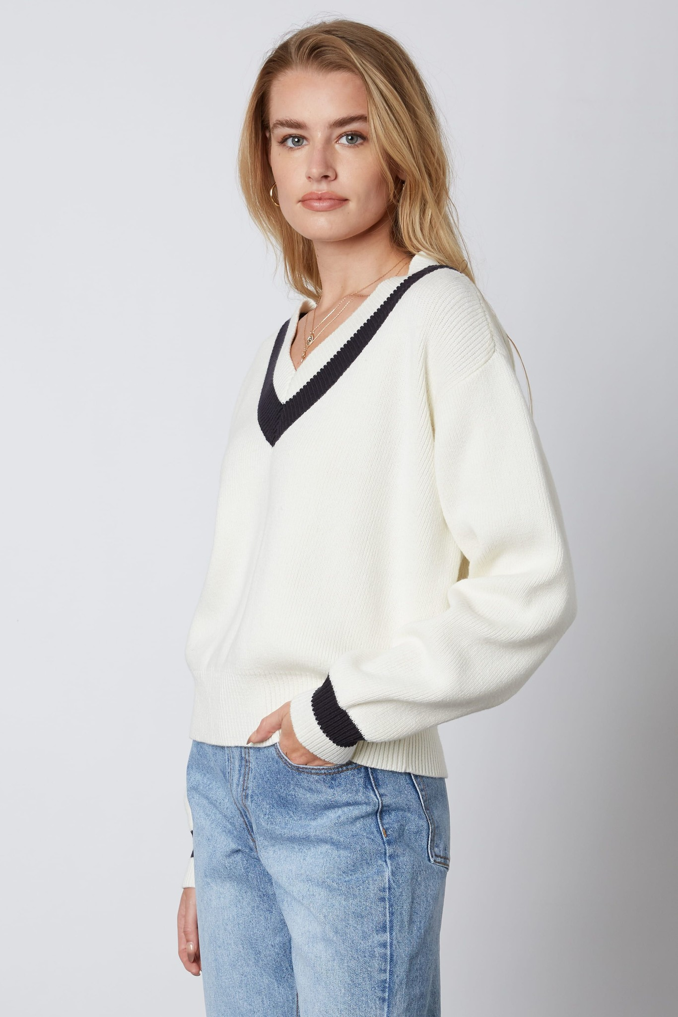 Prep School Classic Sweater