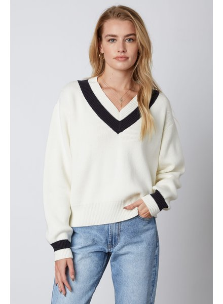 Prep School Classic Sweater