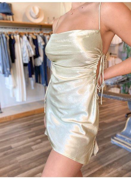 Honeydew Slip Dress