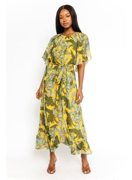 Tropica Maxi dress
