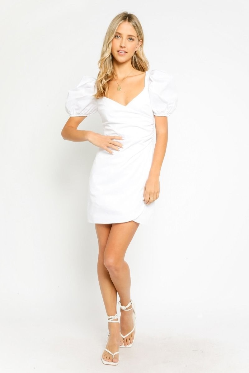 Lianna Sweetheart Dress
