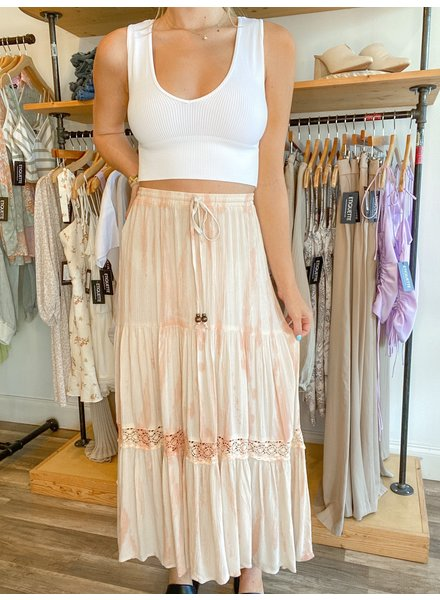 Sundown Maxi Skirt