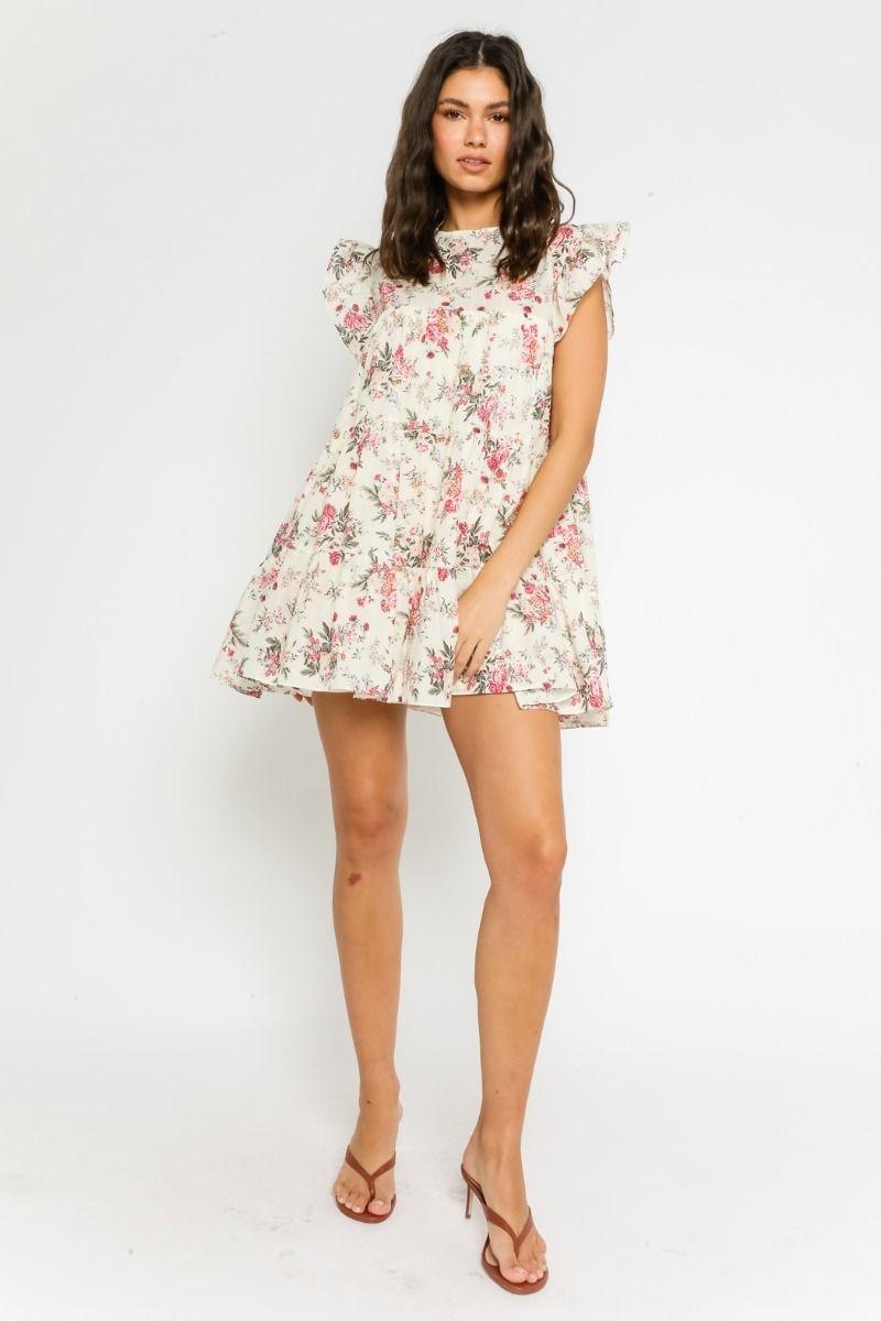 Piper Floral Dress