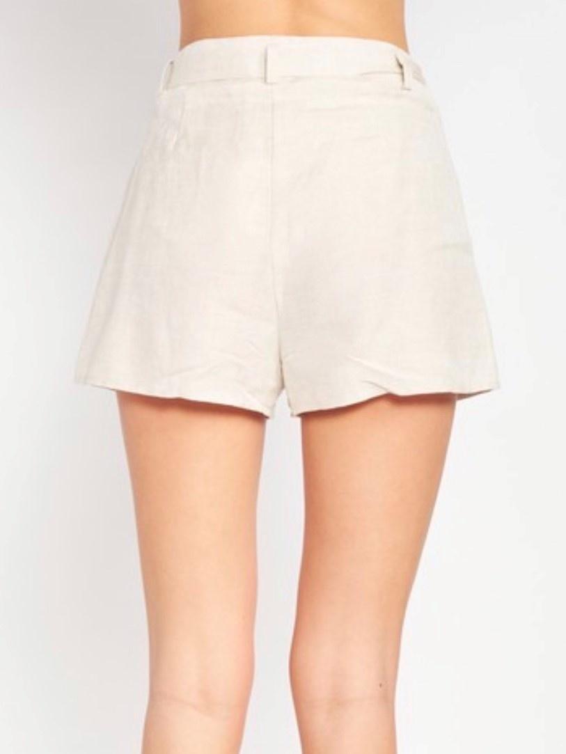 Addison Belted Shorts