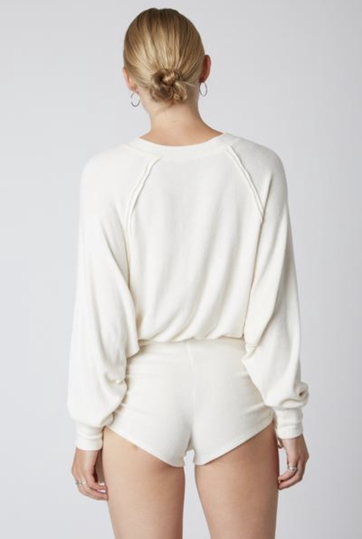 Hacci Drawstring Shorts