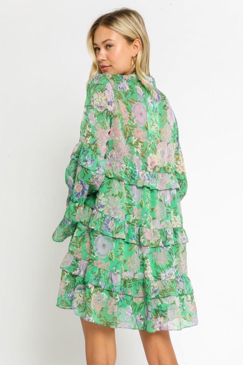 Enchanted Garden Dress