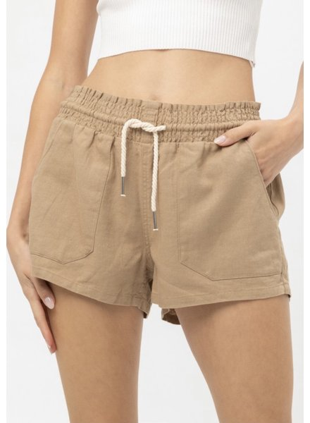 Beachcomber Linen Shorts