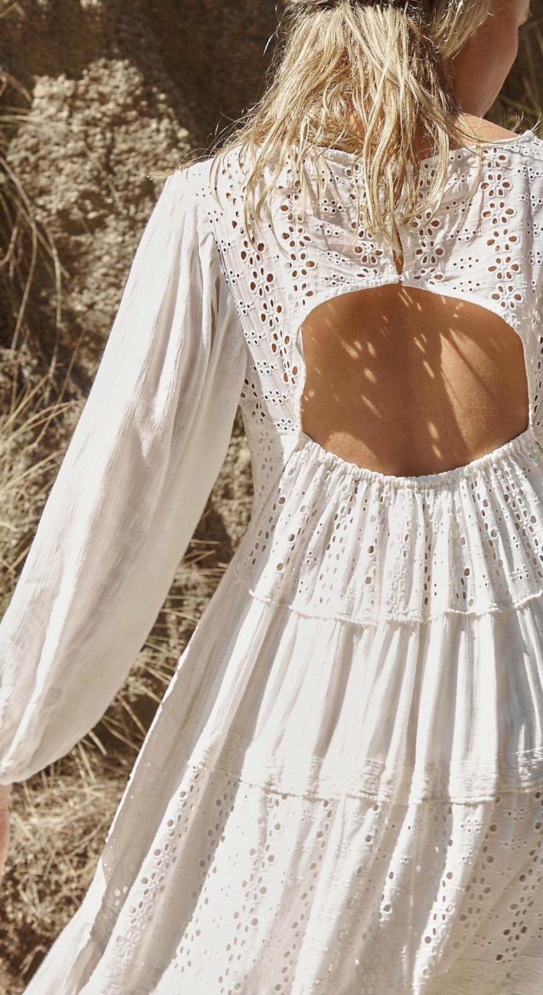 Mockingbird Maxi Dress
