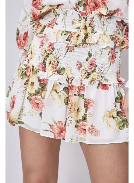 Adel Floral Skirt