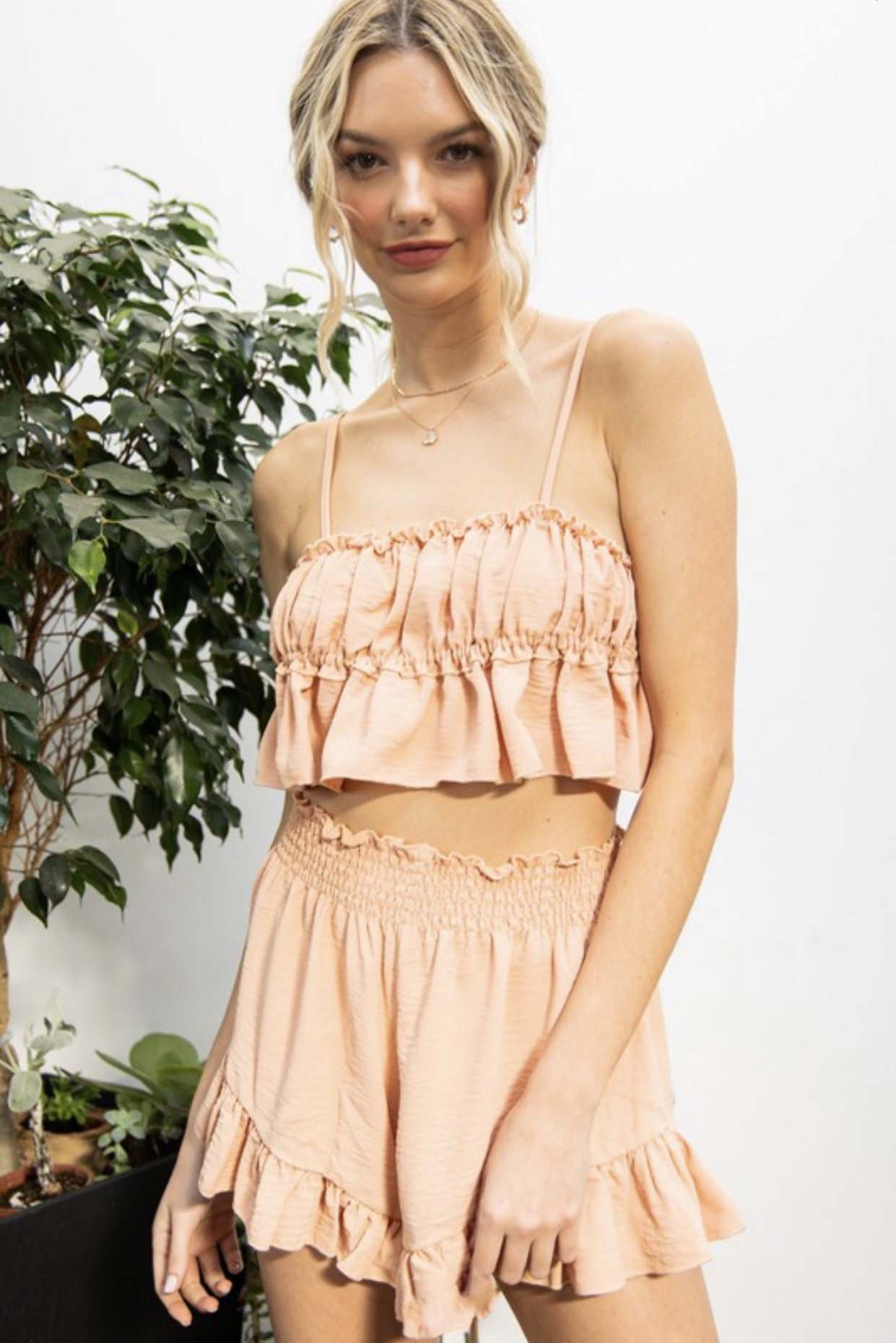 Pippa Cropped Cami