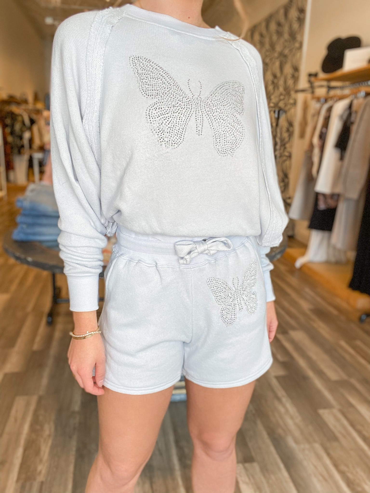 Spread Your Wings Shorts
