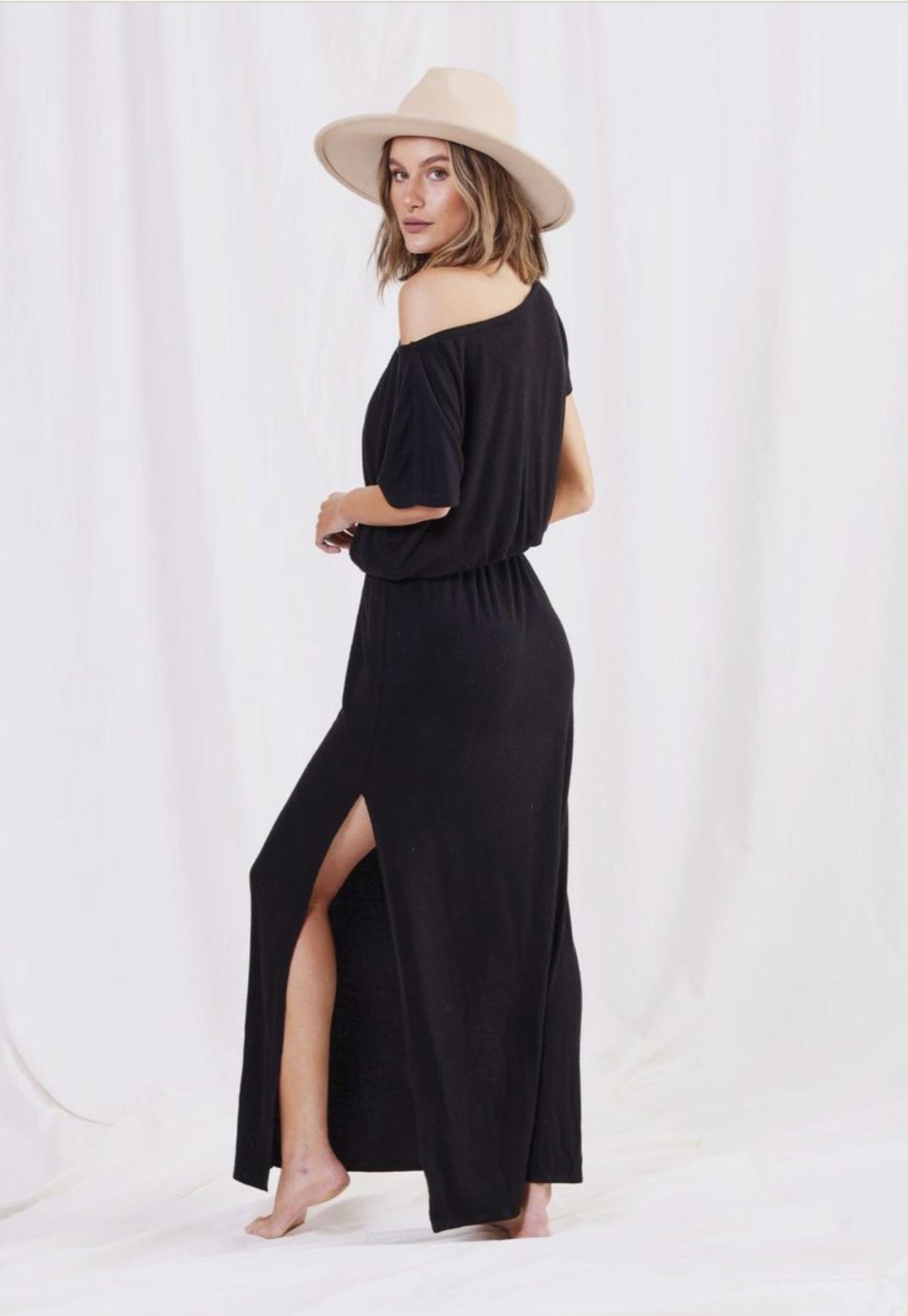 Unplug Maxi Dress