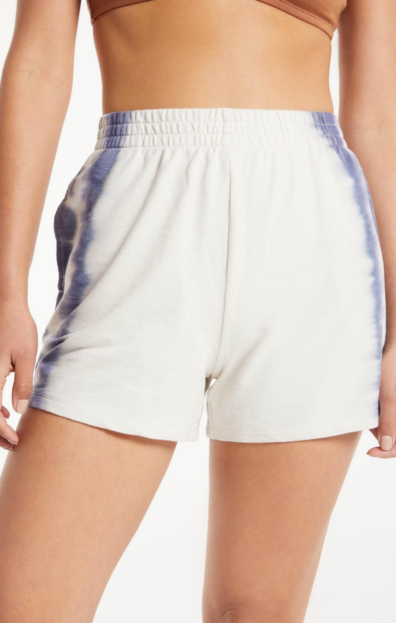 Leigh Tie-Dye Gym Shorts