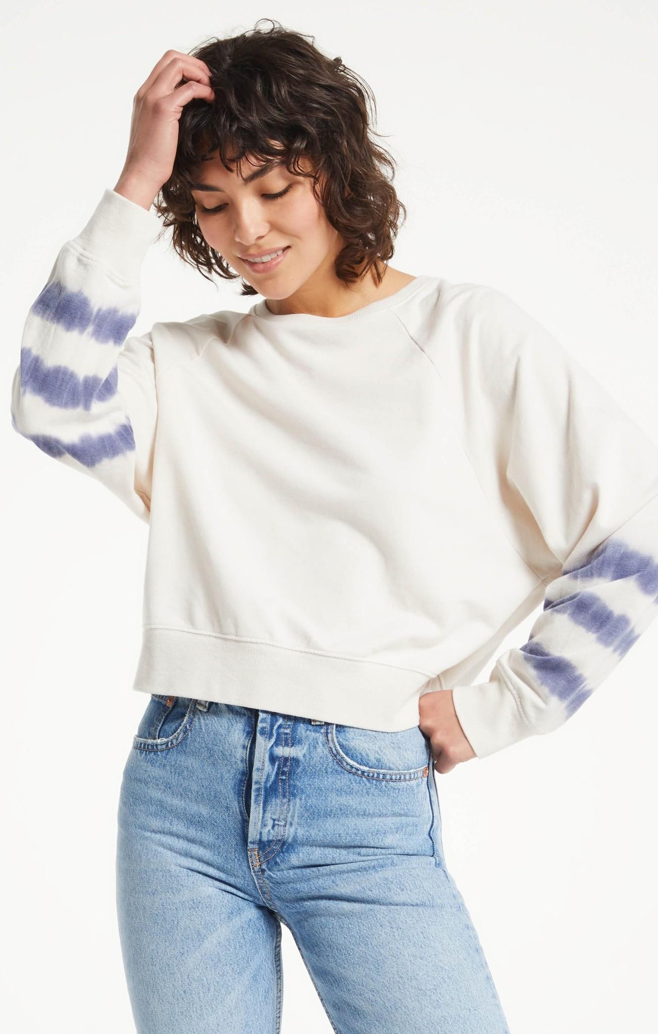 Leigh Tie-Dye Sweatshirt