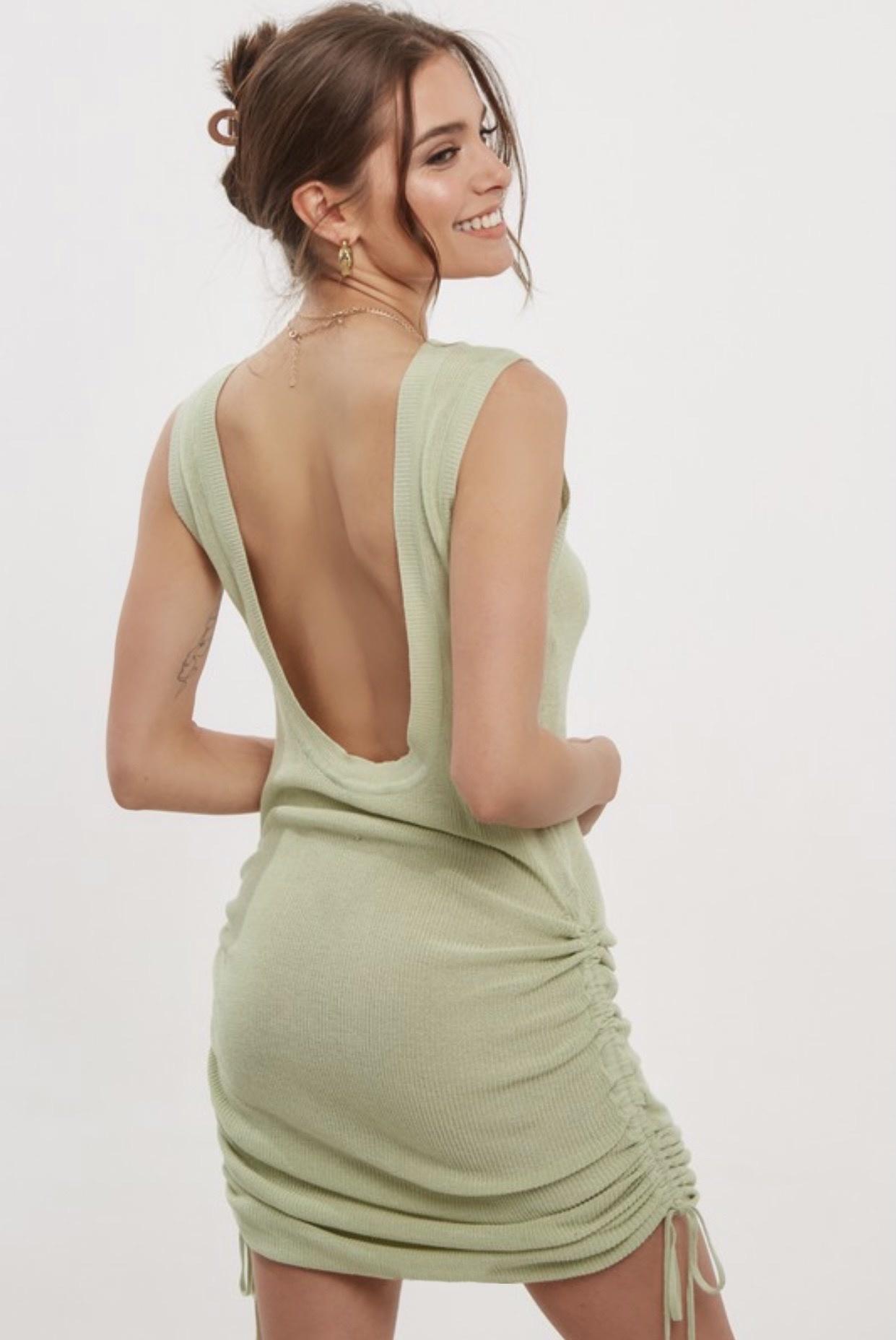 Cannes Knit Dress
