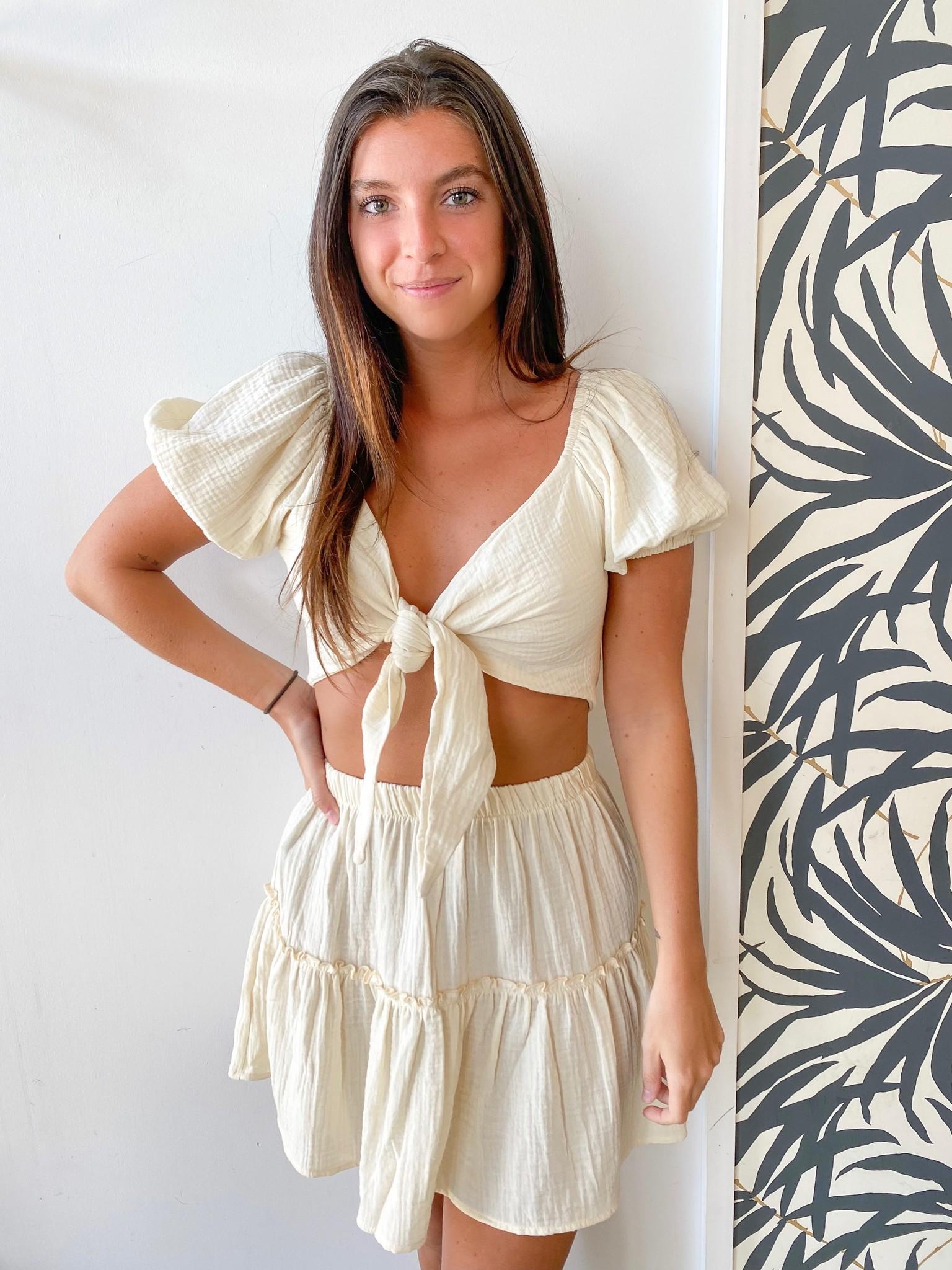 Fiji Mini Skirt