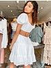 Mykonos Linen Dress