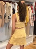 Audrina Linen Skirt