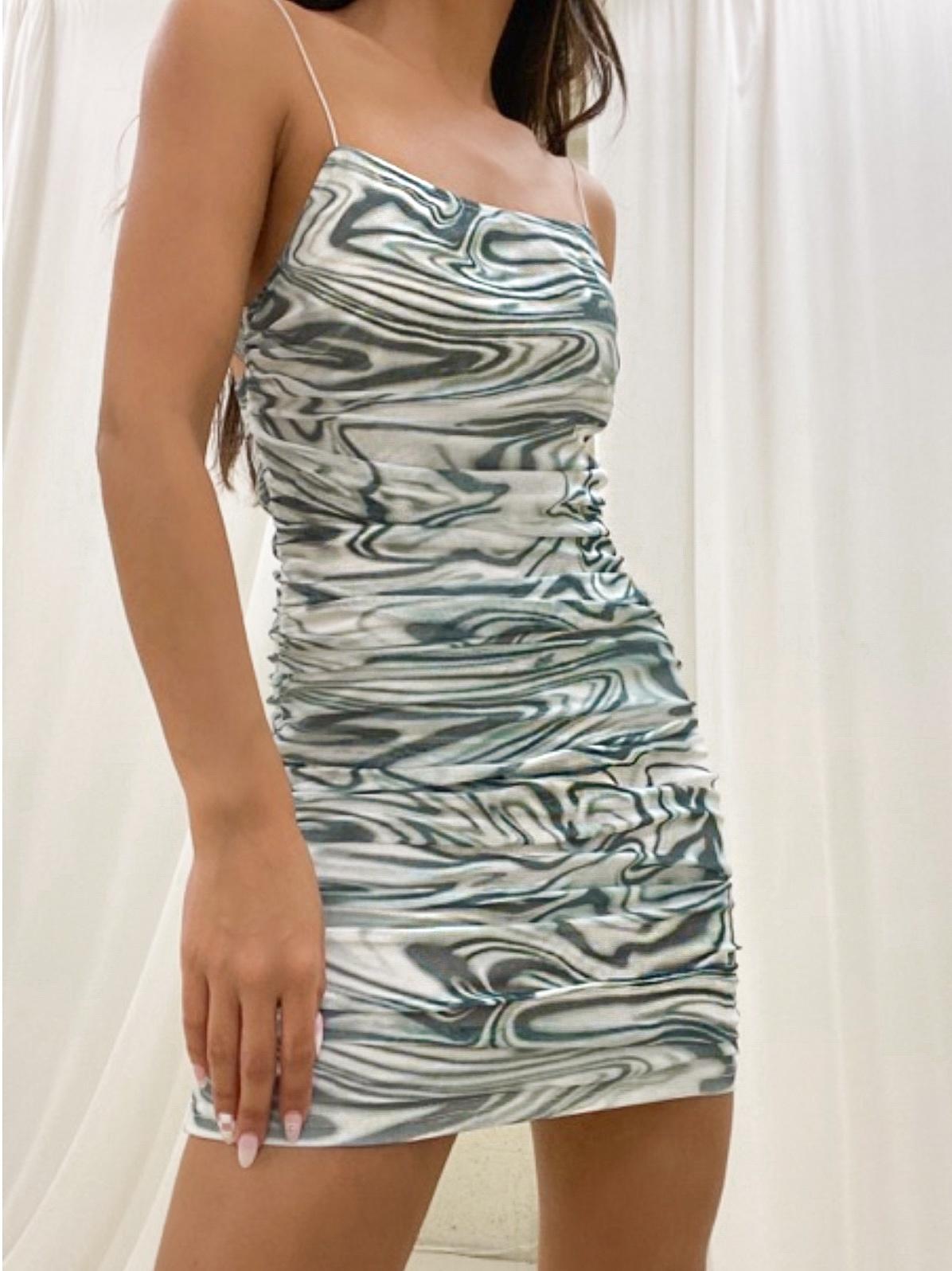 Hypnotize Mini Dress