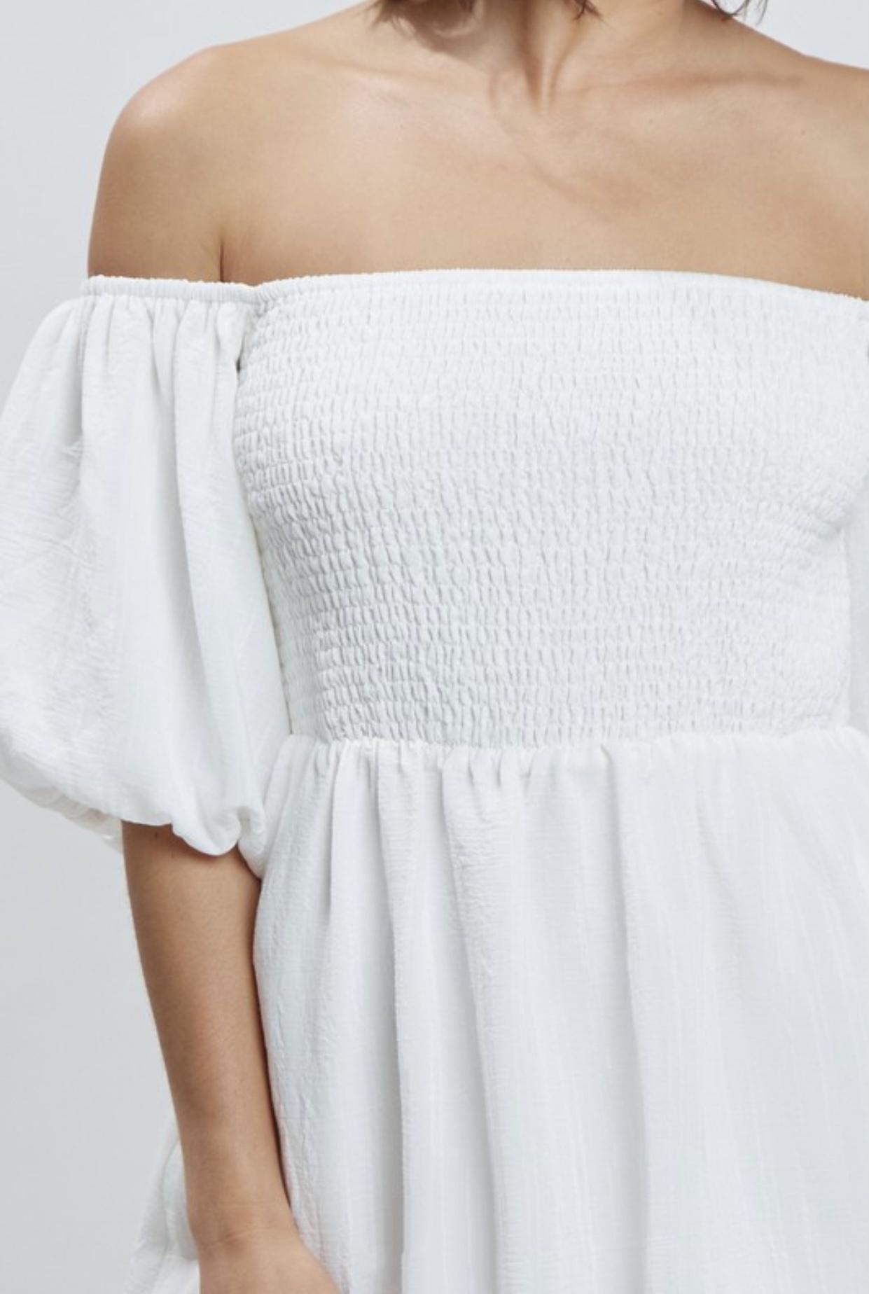 Selah Smocked Dress