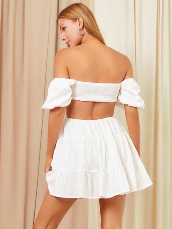 Luna Cut-Out Dress