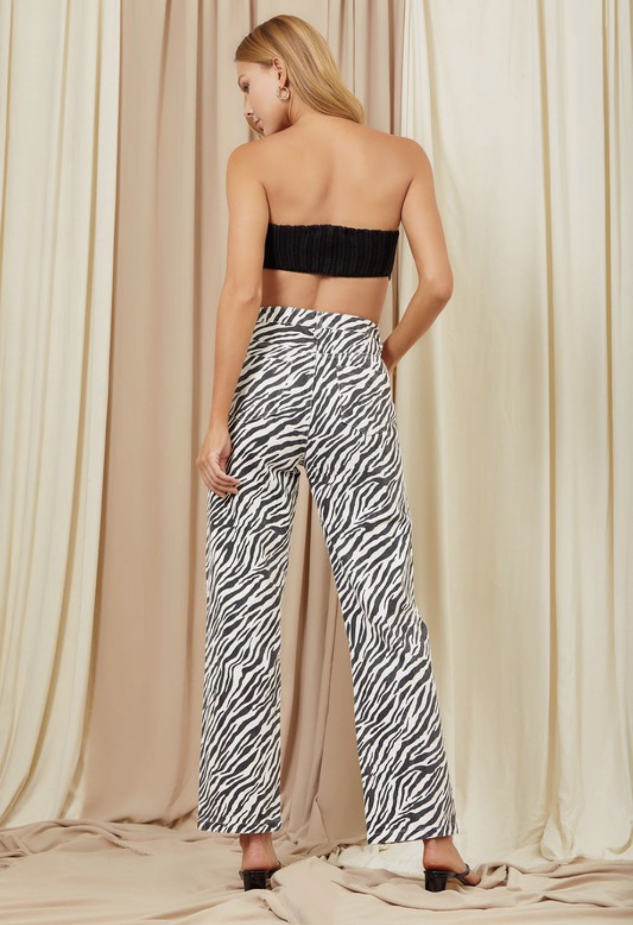 Exotic Zebra Pants