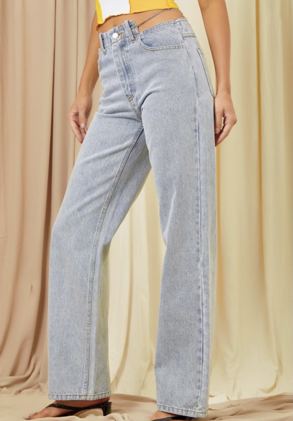Nolita Chain Jeans