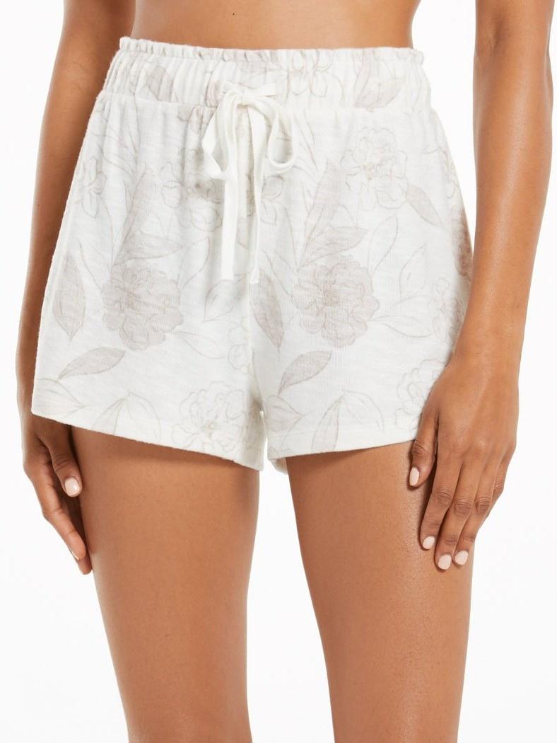 Pixie Floral Shorts