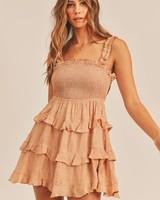 Natalie Smocked Dress