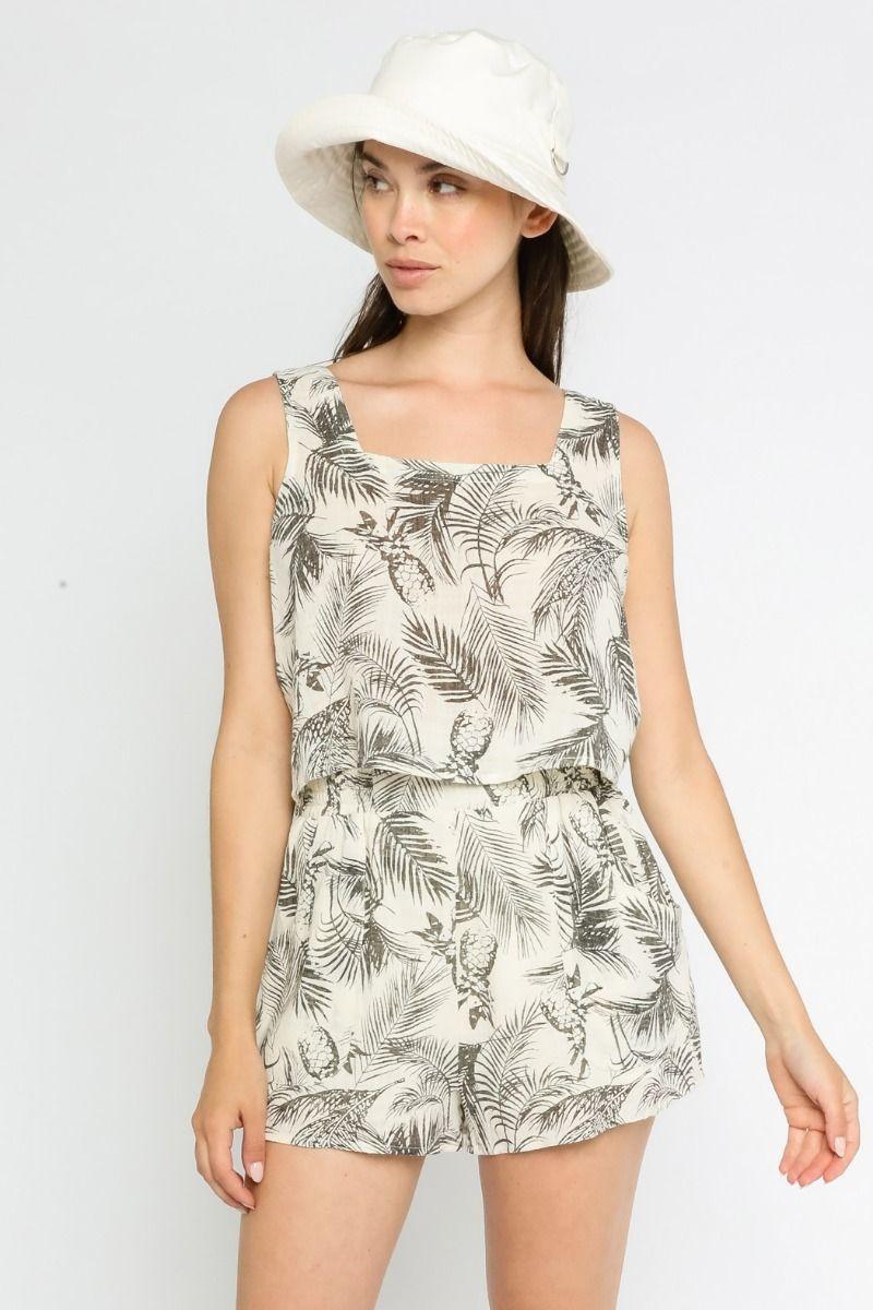Sprawling Palms Shorts