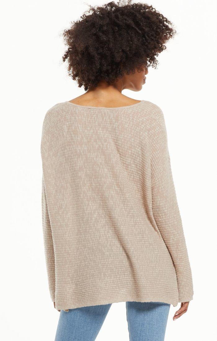 Tayla Ribbed Sweater