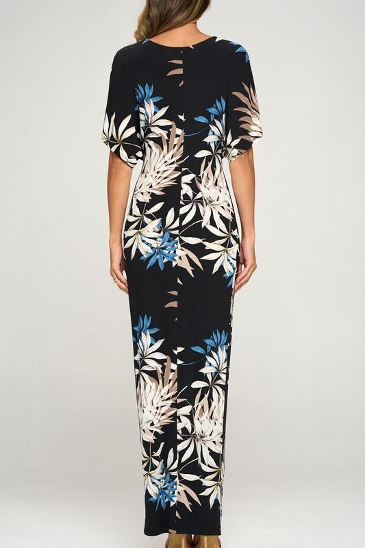 Palm Island Maxi Dress