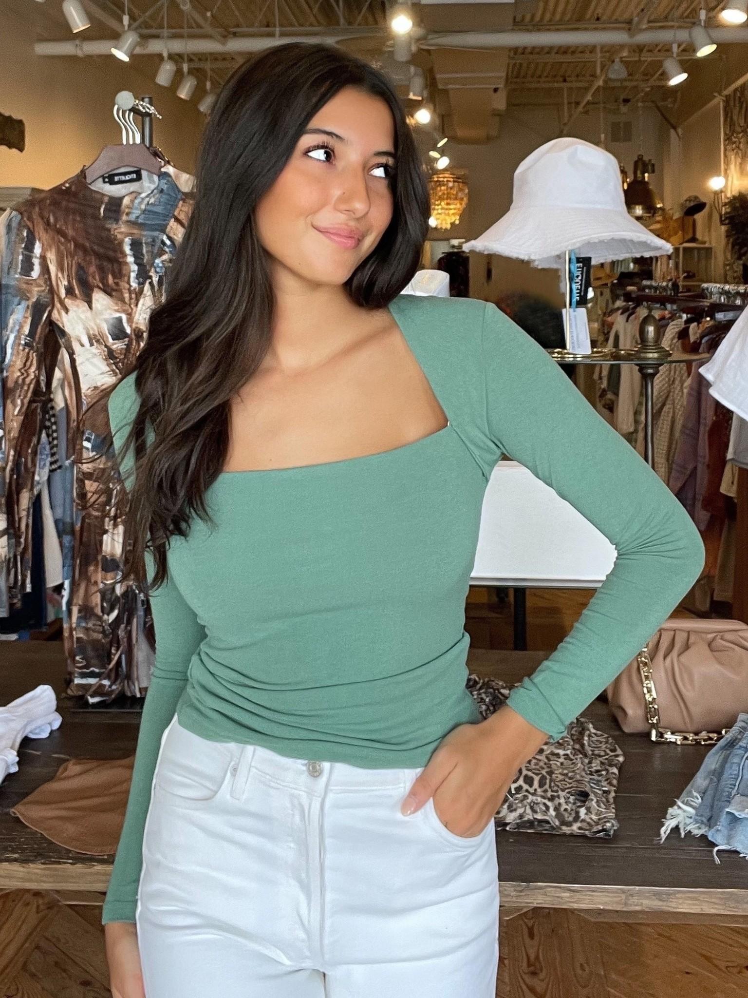 Lana Knit Top