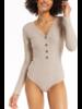 Hannah Rib Bodysuit
