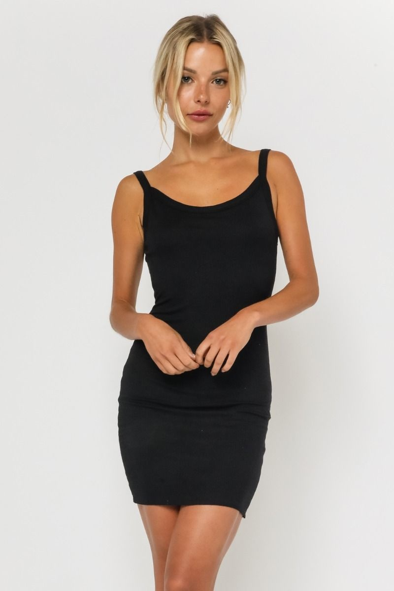 Back At It Mini Dress