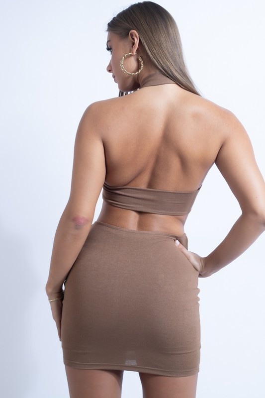 Coco Cut-Out Dress