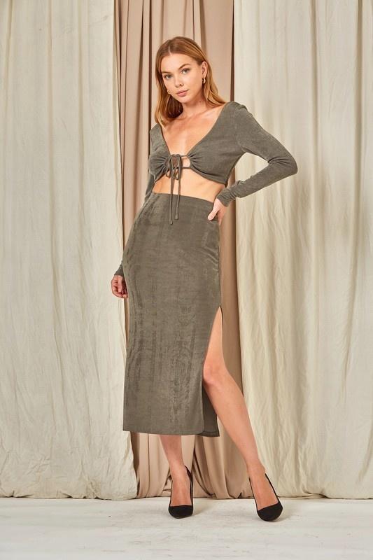Ariel Midi Skirt